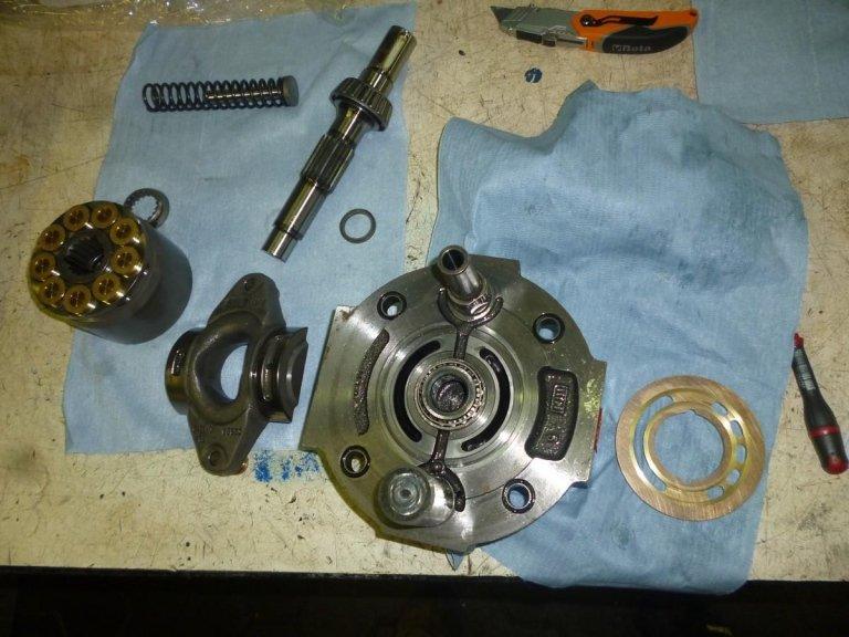 Pompe Idrauliche e Motori Avvenente